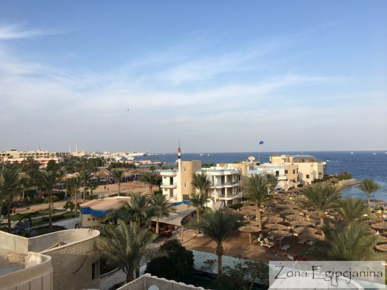 Seagull Beach Resort & Club Hurghada – moja opinia
